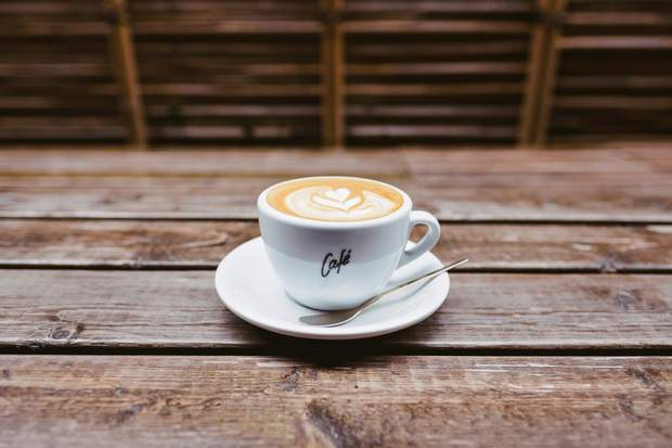 Кава псує емаль