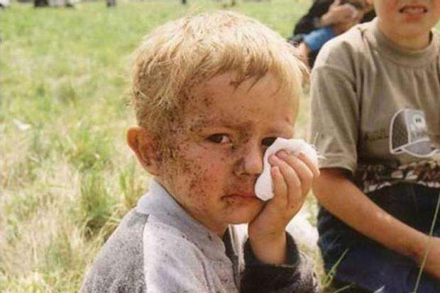 Скнилівська трагедія забрала життя 77 людей, 28 з яких – діти