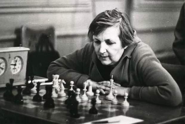 Людмила, Руденко, шахи, спорт, Google, дудл, історія