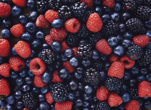 Після тренування краще з'сти ягоди