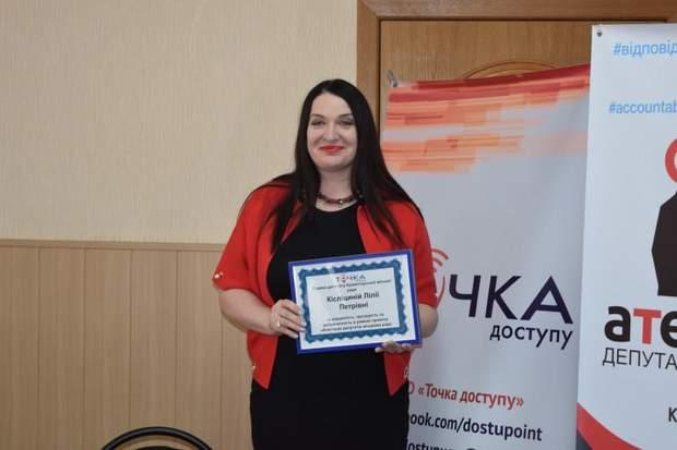 Лілія Кіслицина