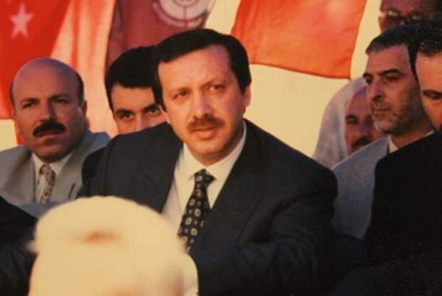 Ердоган Турция