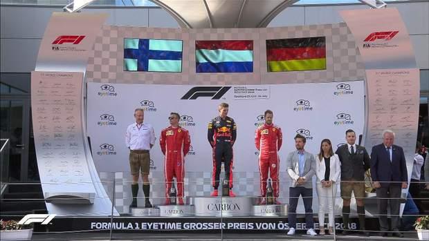 Формула-1 Гран-прі Австрії