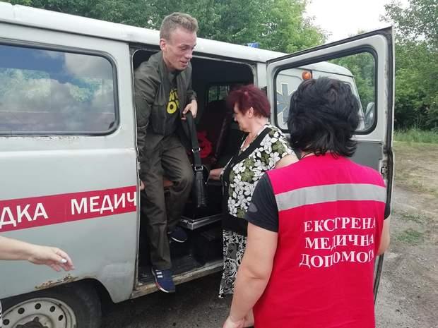 Слов'янськ, автобус, душити, Самусенко