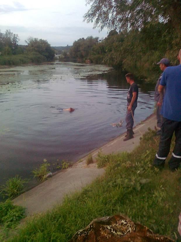 діти втопились Київщина