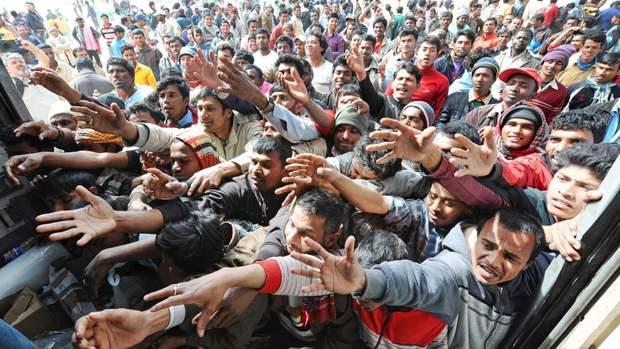 Мигранты в Германии