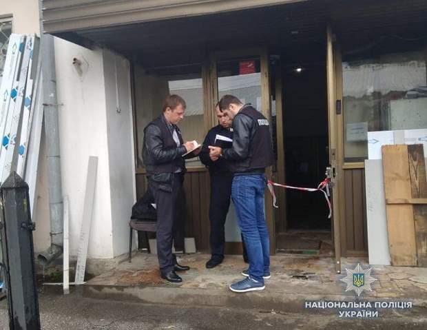 Правоохоронці опитали свідків події
