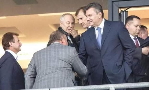 Янукович, Росія, ЧС 2018