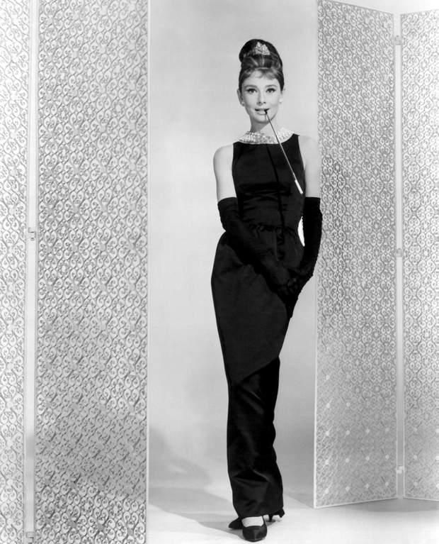 Одрі Хепберн у знаменитій сукні від Givenchy