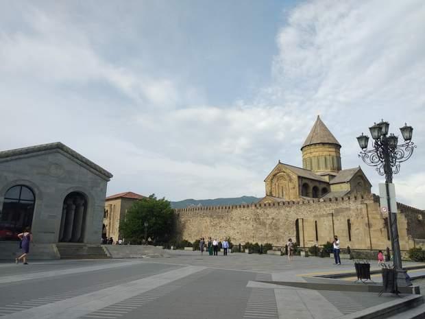 Відпочинок Грузія