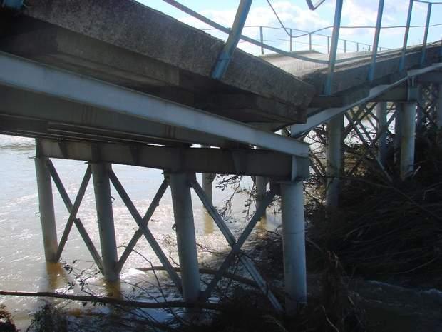 Міст у Івано-Франківській області