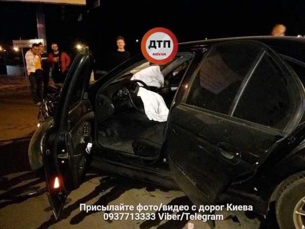 ДТП, Киев, потерпевшие, авто