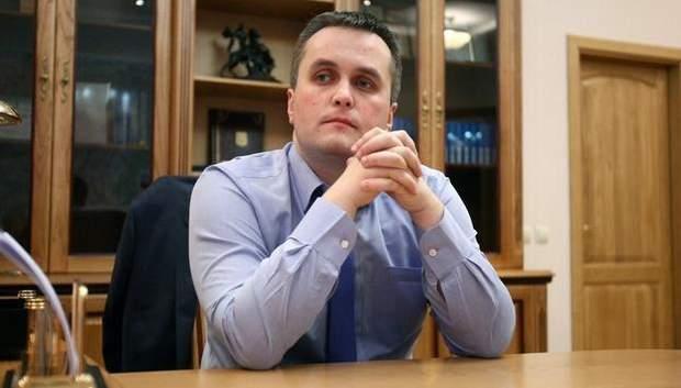 Очільник САП Назар Холодницький