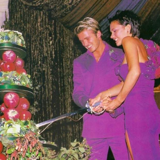 Девід і Вікторія Бекхеми зворушили публічними зізнаннями вкоханні