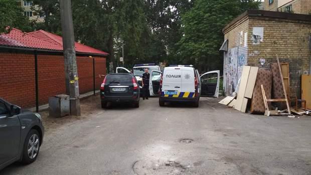 Кримінал Київ вбивство жертви поліція