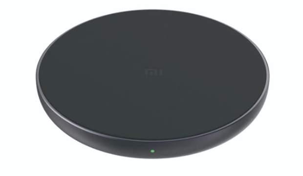 Дизайн нової бездротової зарядки від Xiaomi