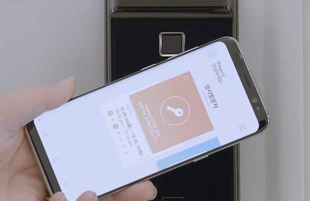 Смарт- замок від Samsung має покращені засоби для забезпечення безпеки