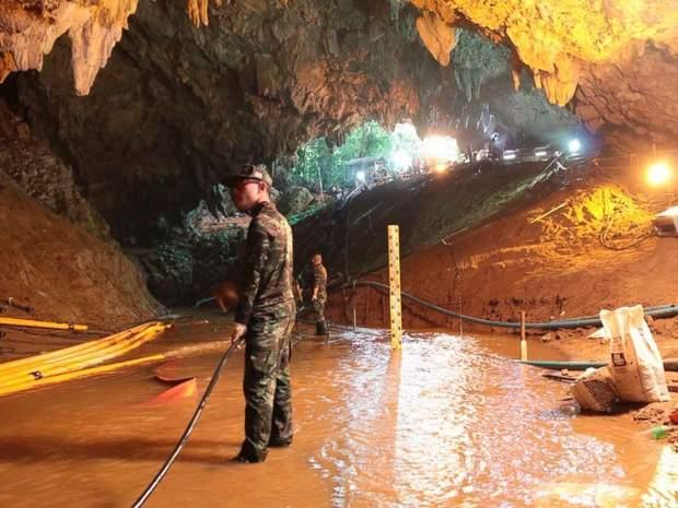 рятувальники Таїланд