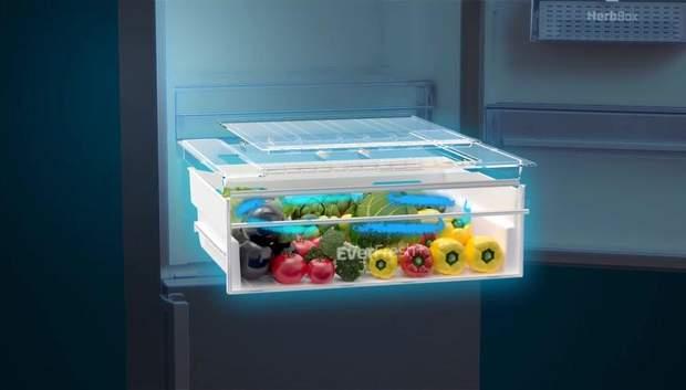 Технологія холодильника Беко