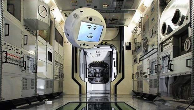 Робот CIMON