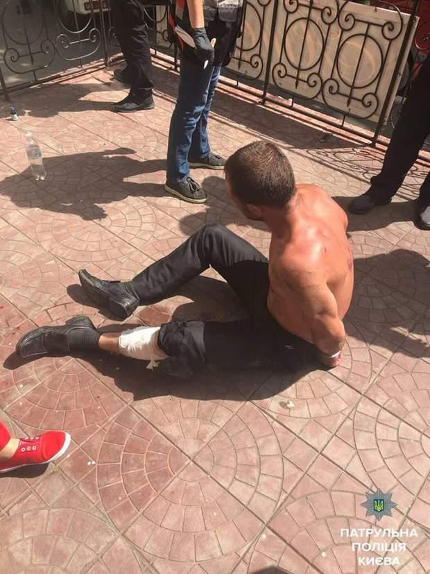 злочинець поліція Київ