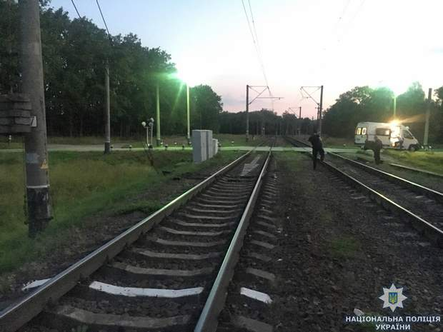 Поїзд Житомир
