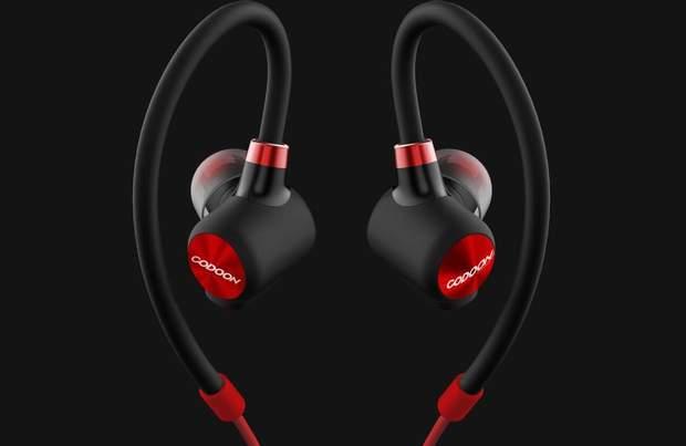 Навушники, Xiaomi , гаджети, музика, технології, Smart Heart Rate Headset