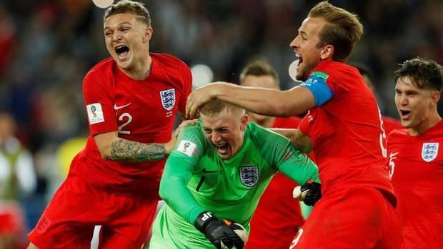 Збірна Англії