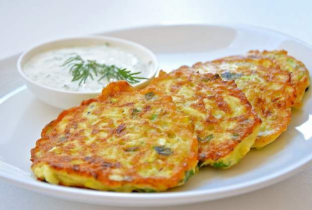 Рецепти з кабачків, страви з кабачків