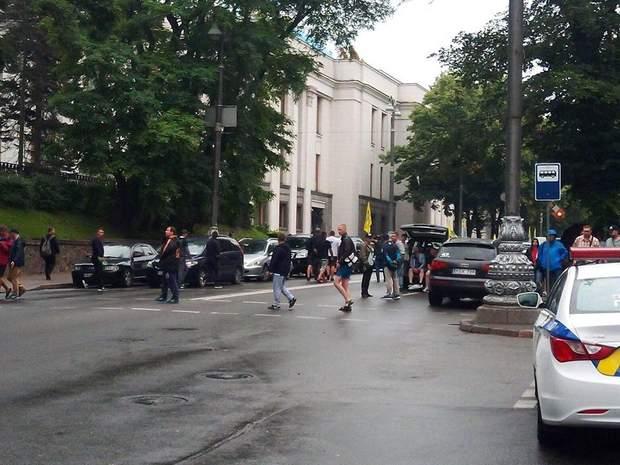 Протест євроблях