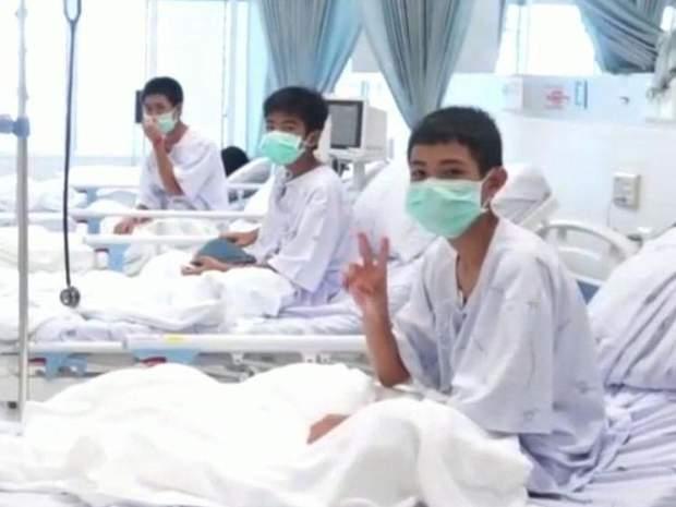 діти Таїланд