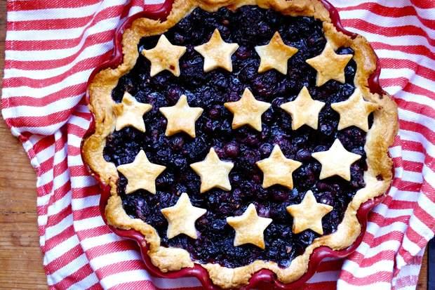 Пиріг з чорницею: рецепт приготування пирога з чорницею