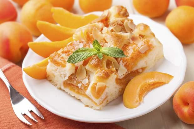 Абрикосовий пиріг: рецепти приготування пирога з абрикосів