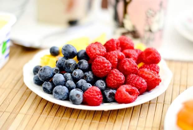 Включіть у свій раціон ягоди