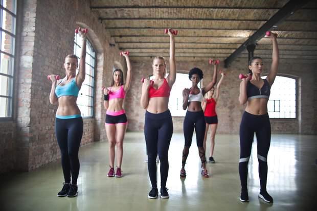 Виконуйте кардіо вправи 150-180 хвилин на тиждень