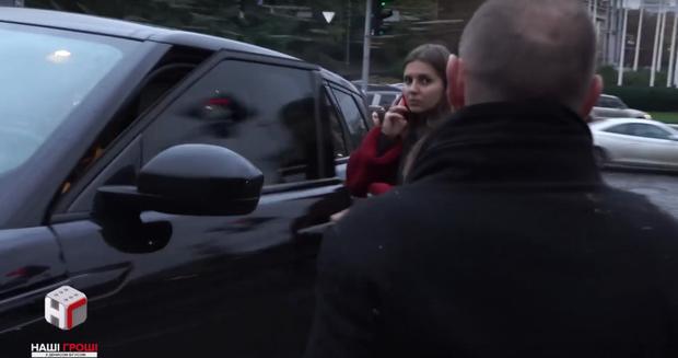 Дмитро Борзих не задекларував автомобіль Range Rover своєї дружини