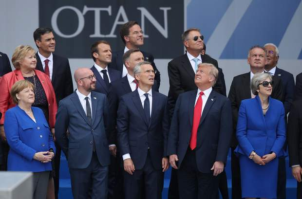 Трамп знову