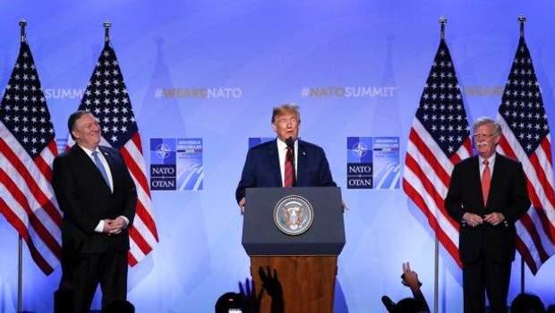 В останній день саміту НАТО настрої Трампа кардинально змінилися