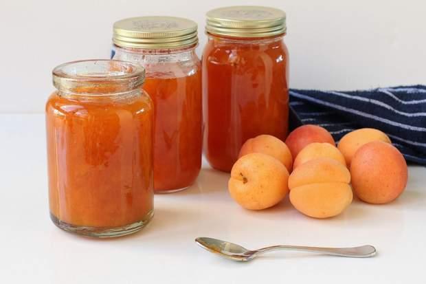Абрикосовий джем: рецепт приготування джему з абрикос