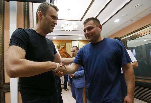 Навальний Офіцеров
