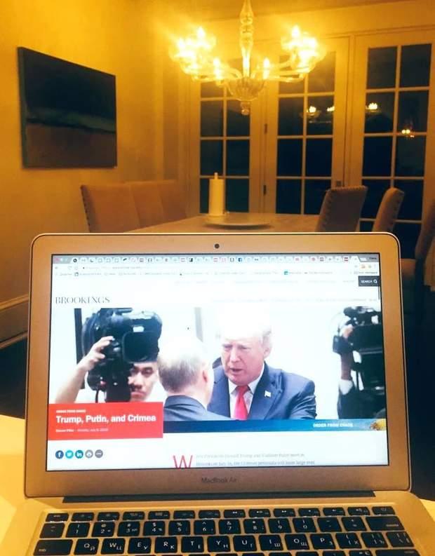 Трамп, Путин, встреча, Хельсинки, Крым, Трибушная, 24 канал