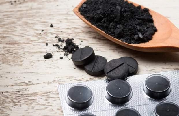Чорне вугілля: властивості та протипоказання