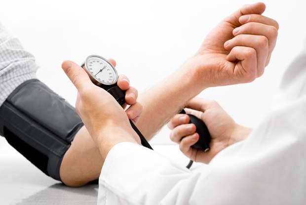 Ризик смерті підвищується у людей з високим артеріальним тиском