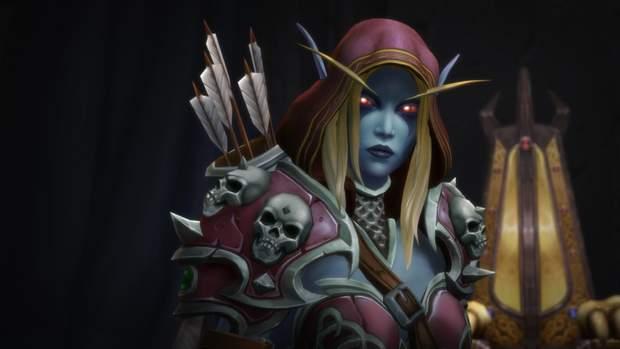 Скріншот з гри World of Warcraft