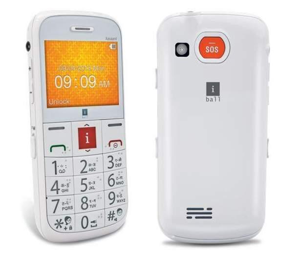 iBall представила новий телефон