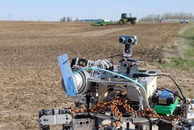 Робот-фермер