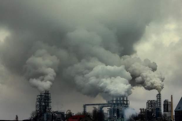 Забруднення довкілля викидами