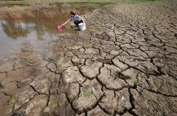 Екологічна катастрофа Китаю