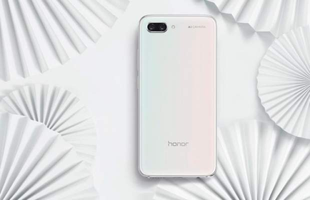 Honor 10 GT від Huawei з'явився у новому кольорі