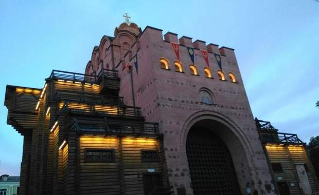 Київ що глянути